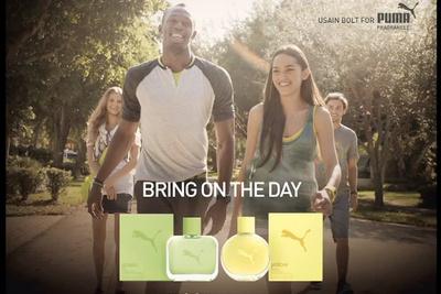Day19 Shoots Usain Bolt For Puma