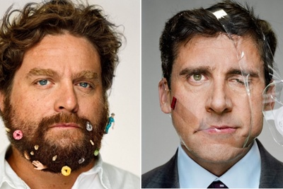 Martin Schoeller and Matthew Modine Discuss Their Most Iconic Images