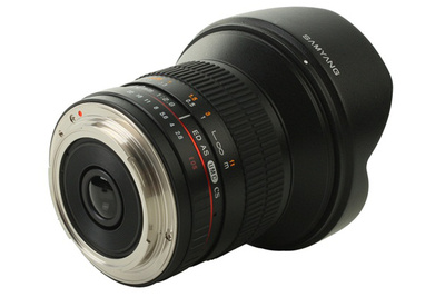 Samyang 10mm f/2.8 Prototype Introduced For APS-C