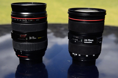 The First Review Of Canon 24-70mm F/2.8L II