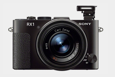 Sony RX-1 is Official: The World's First Full Frame Compact Digital Camera