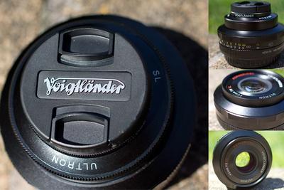 The Better Pancake: Voigtländer Ultron 40mm f/2 SL II