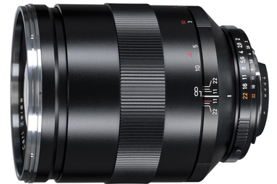 New Apo Sonnar T* 2/135 Expands Zeiss' SLR Lens Line-Up
