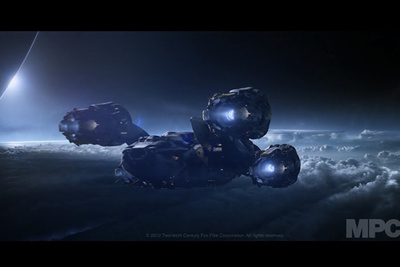 'Prometheus' Visual Effects Broken Down