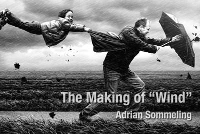 Step by Step - Photo Composite by Adrian Sommeling