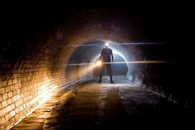 Eerie Photos From An Underground World