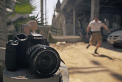 Photoreal: The Short Film About A Camera With Superpowers