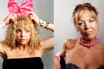 Portraits Of Retired Playboy Bunnies