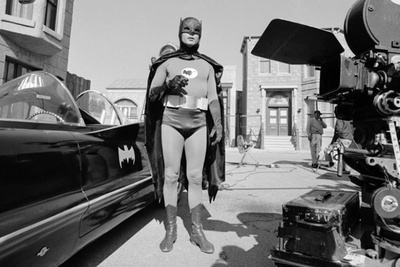 Behind The Scenes On The 'Batman' TV Show