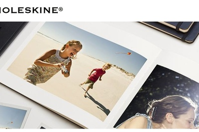 New Moleskine Photo Albums