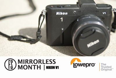 Nikon 1 V1 Mirrorless Camera Review