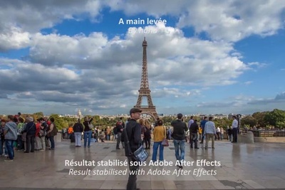 The Making Of 'Paris In Motion:'  How To Make a Hyperlapse