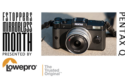 Pentax Q Mirrorless Camera Review