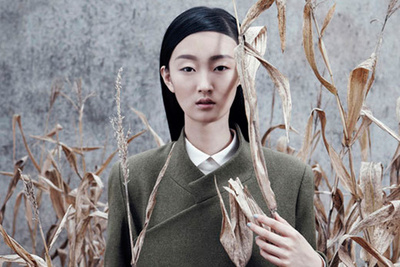 Picture Perfect Fashion Shoot in China