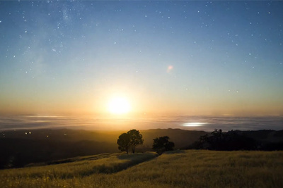 Existence- A Time-Lapse by Michael Shainblum