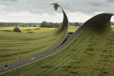 Watch As Photographer And Digital Artist Erik Johansson Creates A Gorgeous And Surreal Landscape Scene