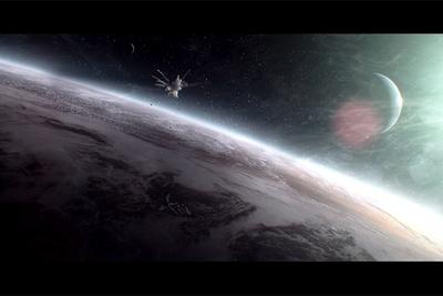 VFX Breakdowns Of Kevin Margo's Short Film 'Grounded'