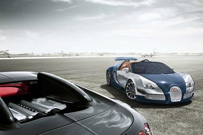 Ferrari, Bugatti, An Air Strip, And Heat Stroke - Crazy Fun Photoshoot