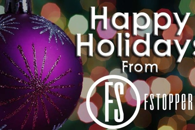 Happy Holidays from Fstoppers!