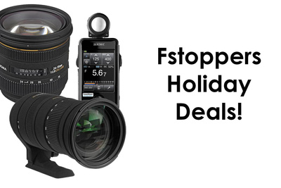 Big Discounts on Sigma Lenses, Sekonik Light Meters and More!