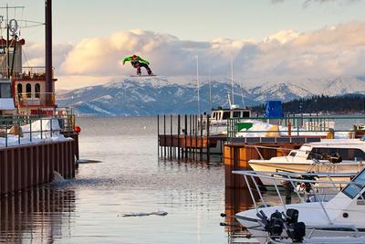 Stunning Snowboard Photography By Ben Birk