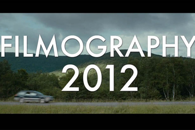 A Tribute to the Films of 2012