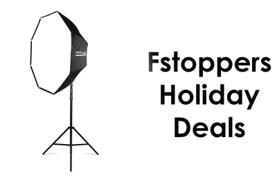 Holiday Deals:  Great Deal on Apollo Orb Speedlight Kit