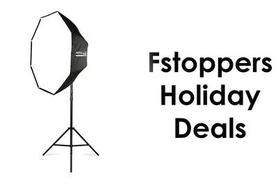 Holiday Deals:  Great Deal on Apollo Orb Speedlight Kit