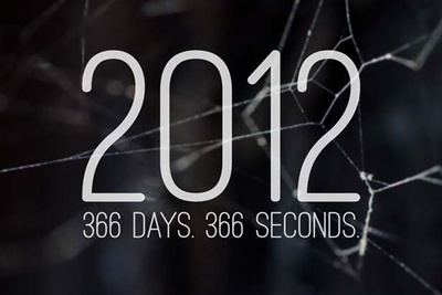 A New Take On The 365 Project: One Second Of Video Every Day For a Year