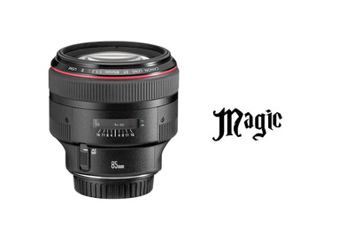 Mark Wallace Reviews The Canon 85mm 1.2