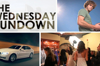 The Wednesday Rundown 1.2.13