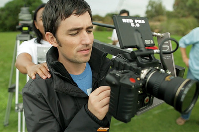 Shooting A Golf Course Campaign With The RED Epic - Behind The Scenes