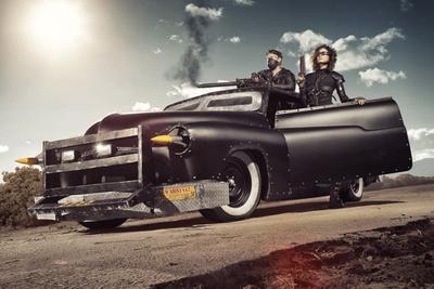 Mad Max Apocalypse Photoshoot