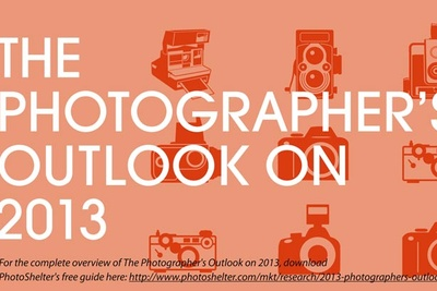 PhotoShelter Releases The Photographer's Outlook On 2013