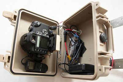 Making A Long Term Timelapse Camera Box For Seasonal Timelapses