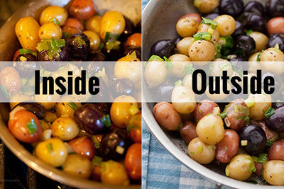 Take Your Food Photography Out Of The Kitchen!