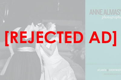 Photographer Clashes with Weddings Unveiled Magazine Over Same-Sex Marriage Ad