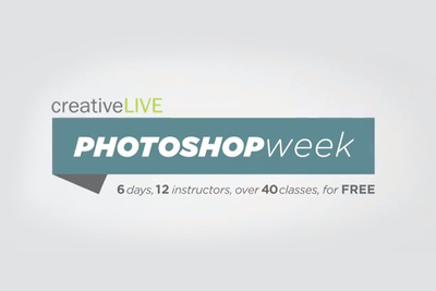 Photoshop Week With creativeLIVE
