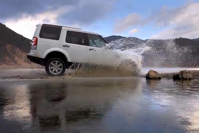 The Splice Boys Direct A Bullet Time Commercial For Land Rover