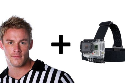 Will HD Referee Cams Revolutionize Sports?