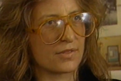 Young Leibovitz Speaks About Her Work.