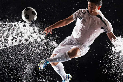 Using Speed Lights and Water to Create a Sports Shoot