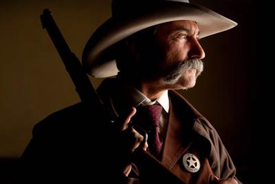 Joe McNally Deconstructs his Cowboy Portrait