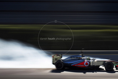 Interview with Motorsports Photographer Darren Heath
