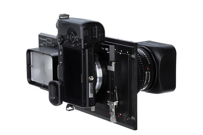 New Accessory from Fotodiox Puts a 645 Medium Format Back on Sony NEX