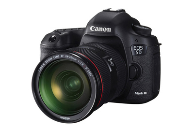EOS 5D Mark III Firmware Version 1.2.1  Now Available