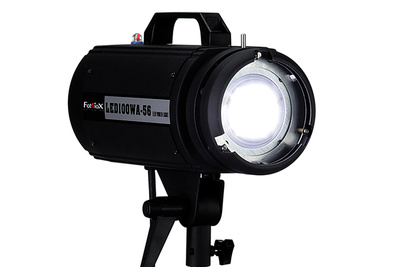 Fotodiox Introduces a Monobloc-Style Constant LED Light With Bowens Connector