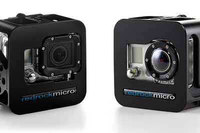 Redrock Micro Launches New Cobalt Cage, the First Cage for GoPro Hero3