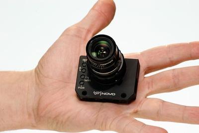 Novo - A Modified GoPro Hero 3: Black Edition Camera