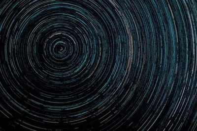 David Stephenson's Long Exposure Star Paths